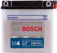 Мотоаккумулятор Bosch M4F YB7L-B 507012004 / 0092M4F210 (7 А/ч) -