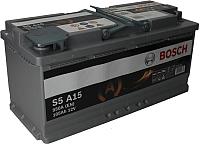 Автомобильный аккумулятор Bosch AGM S5 A15 605901095 / 0092S5A150 (105 А/ч) -