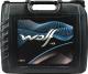 Трансмиссионное масло WOLF EcoTech Multi Vehicle ATF FE / 3014/20 (20л) -