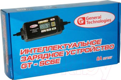 Зарядное устройство для аккумулятора General Technologies GT-SC6E/20 / 046055