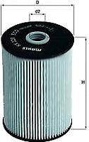 Топливный фильтр Knecht/Mahle KX493D -