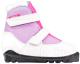 Ботинки для беговых лыж TREK Kids SNS (белый/сиреневый, р-р 34) -