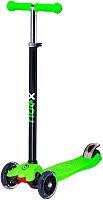 Самокат Ridex Snappy 3D (зеленый) -