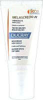 Крем солнцезащитный Ducray Меласкрин насыщенный УФ 50+ (40мл) -
