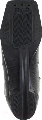 Ботинки для беговых лыж TREK Skiing IK 1 NN75 (черный/серый, р-р 40)