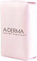 Мыло твердое A-Derma С молочком овса (100г) -