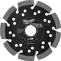 Отрезной диск алмазный Milwaukee 4932399824 -