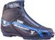 Ботинки для беговых лыж TREK Blazzer Comfort 3 N (черный/синий, р-р 39) -