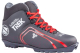 Ботинки для беговых лыж TREK Level 2 SNS (черный/красный, р-р 40) -