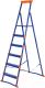 Лестница-стремянка Ника СМ6+ -
