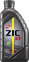 Моторное масло ZIC X7 Diesel 10W40 / 132607 (1л) -