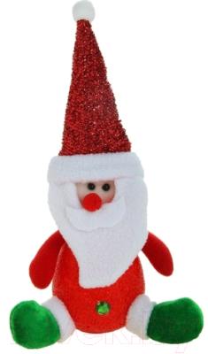 Фото - Световая фигурка Зимнее волшебство Дед Мороз в валенках / 811658 фигурка дед мороз m97 дед мороз пластик текстиль красный