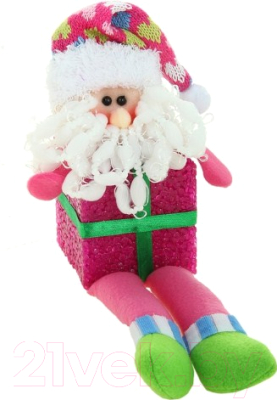 Фото - Световая фигурка Зимнее волшебство Дед Мороз цветной / 811771 фигурка дед мороз m97 дед мороз пластик текстиль красный