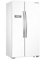 Холодильник с морозильником Daewoo RSH5110WNGL -