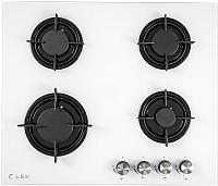 Газовая варочная панель Lex GVG 641 WH / CHAO000173 -
