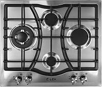 Газовая варочная панель Lex GVS 643 IX / CHAO000215 -