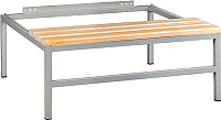 Подставка-скамья под шкаф Практик LS-21 (сосна) -