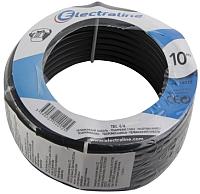 Кабель Electraline 14012 (10м, черный ) -