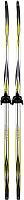 Лыжи беговые с креплениями Atemi Arrow NN75 step 200 (серый) -