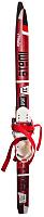 Лыжи беговые с креплениями Atemi Formula Step 90 (красный) -