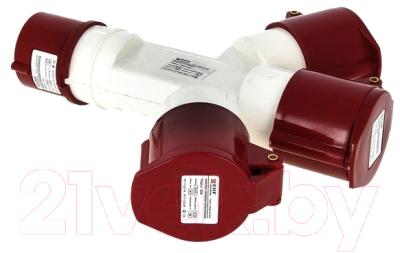 Розетка кабельная КС 74605