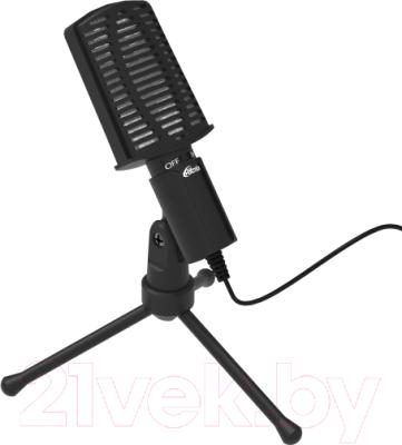 Микрофон Ritmix RDM-125 (черный)