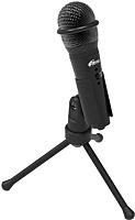 Микрофон Ritmix RDM-120 (черный) -
