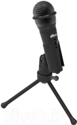 Микрофон Ritmix RDM-120 (черный)