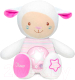 Интерактивная игрушка Chicco Овечка Lullaby / 90901 (розовый) -