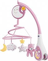 Мобиль на кроватку Chicco Nex2Dreams / 76271 (розовый) -
