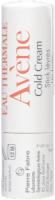 Бальзам для губ Avene Колд-крем питательный (4г) -