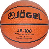 Баскетбольный мяч Jogel JB-100 (размер 3) -