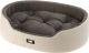 Лежанка для животных Ferplast Dandy 65 / 82943095 (серый/черный) -