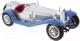 Масштабная модель автомобиля Bburago Альфа Ромео Спайдер / 18-12063 -