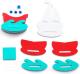 Набор игрушек для ванной El Basco Кораблик и Парусник / 03-001 -