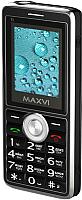 Мобильный телефон Maxvi T3 (черный) -