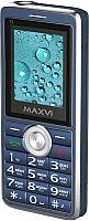 Мобильный телефон Maxvi T3 (маренго) -
