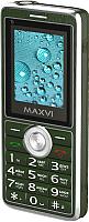 Мобильный телефон Maxvi T3 (милитари) -