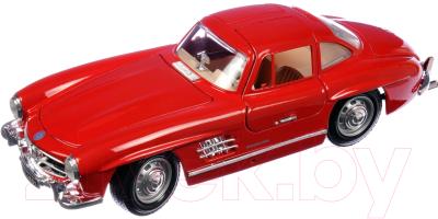 Масштабная модель автомобиля Bburago Мерседес Бенц 300SL / 18-22023
