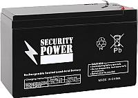 Батарея для ИБП Security Power SP 12-2.3 (12V/2.3Ah) -