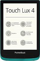 Электронная книга PocketBook Touch Lux 4 627 / PB627-C-CIS (изумрудный) -