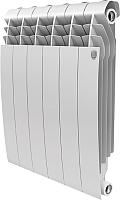 Радиатор алюминиевый Royal Thermo Biliner Alum 500 (10 секций) -
