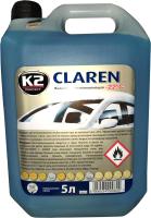 Жидкость стеклоомывающая K2 Car Claren -22 °C / K625 (5л) -