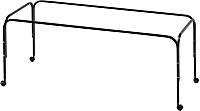 Подставка для клетки Ferplast Stand 140 / 90043017 (черный) -
