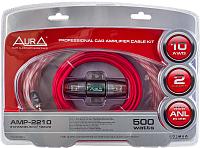 Набор для подключения автоакустики AURA AMP-2210 -