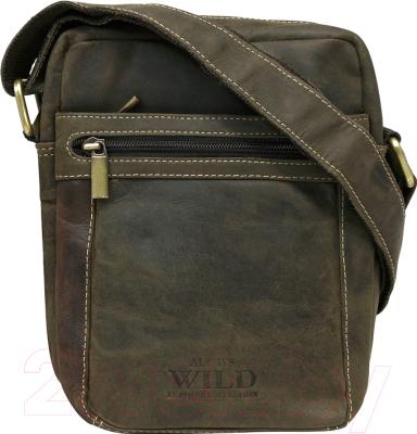 Сумка Cedar Always Wild 250587-MH (коричневый)