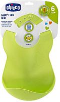Нагрудник детский Chicco Flex / 340624064 (зеленый) -