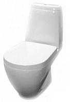 Унитаз напольный Керамин Трино R Premium (с жестким сиденьем и микролифтом) -
