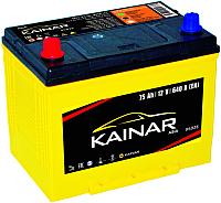 Автомобильный аккумулятор Kainar Asia 75 JL+ / 070 20 38 02 0031 10 11 0 R (75 А/ч) -