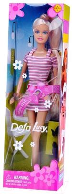 Кукла Defa В летней одежде / 6087a